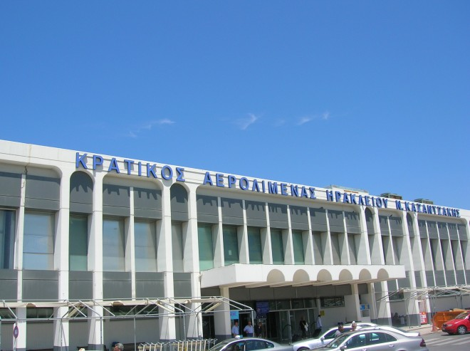 Car Hire Crete Chania Airport